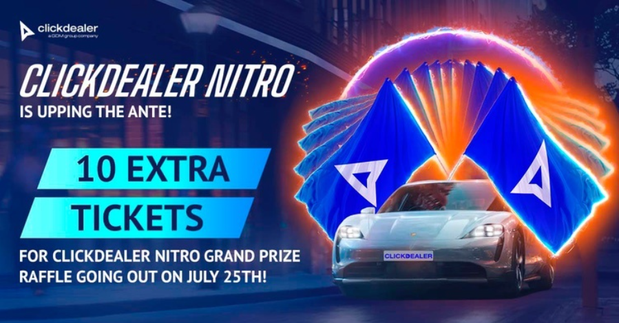 ClickDealer Nitro is upping the ante