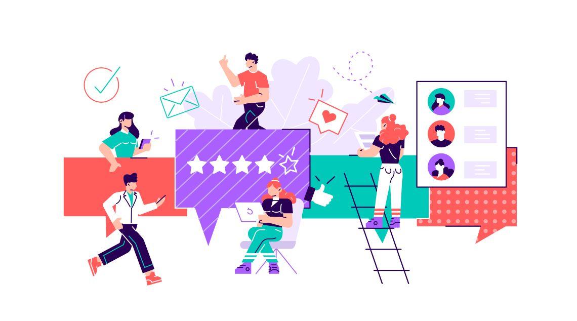 Mobile App Social Media Management