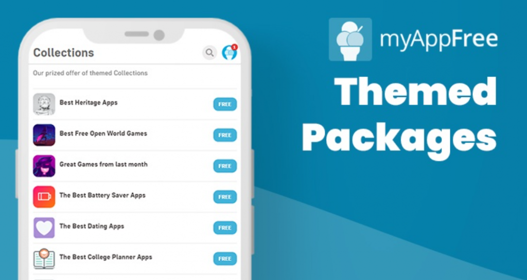 MyAppFree's Collections
